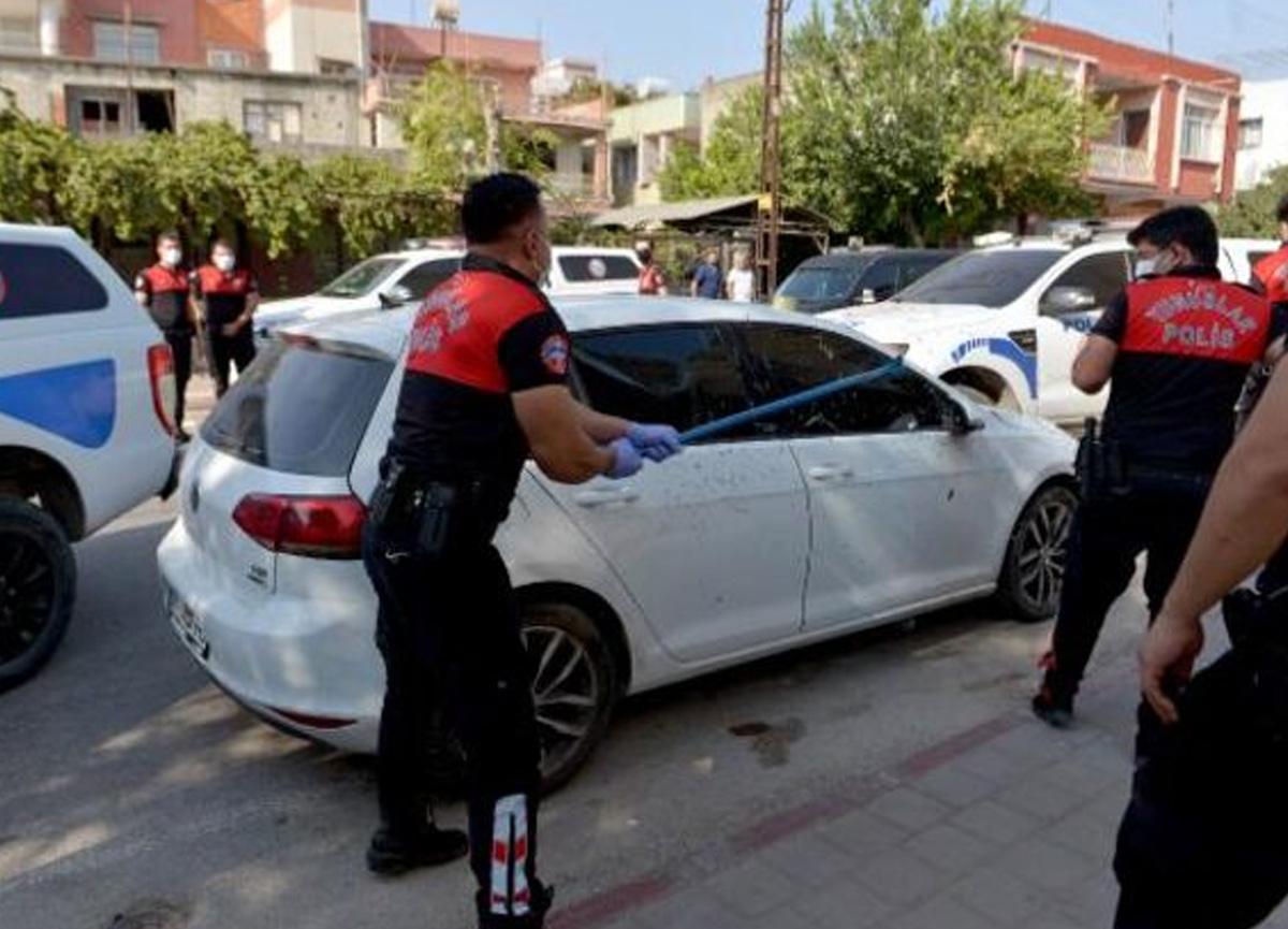 Sokak ortasında çalışır vaziyetteki aracı görüp polise haber verdiler! İşte sonrasında yaşananlar