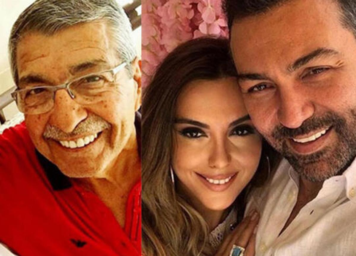 Oyuncu Saruhan Hünel ile şarkıcı Aslı Hünel'in babası Mehmet Fevzi Hünel koronavirüse yakalandı