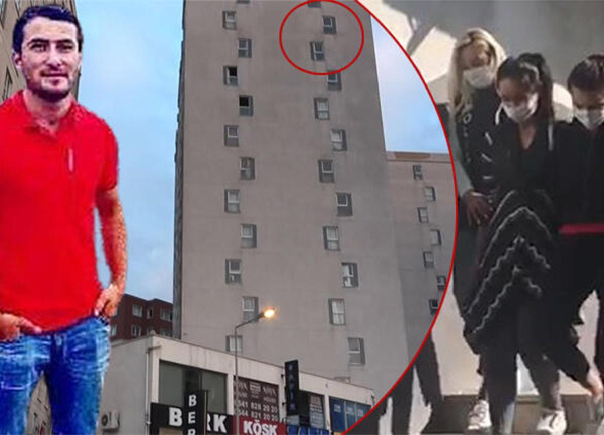 Esenyurt'taki rezidansın 10'uncu katından düşmüştü! Cinayet olduğu ortaya çıktı!