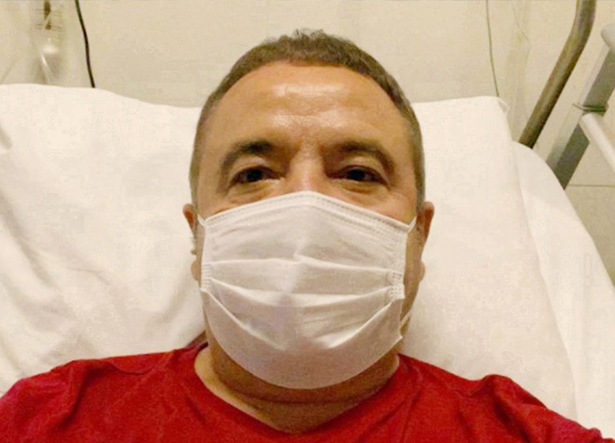 Koronavirüse yakalanan Antalya Belediye Başkanı Muhittin Böcek'in sağlık durumu nasıl?