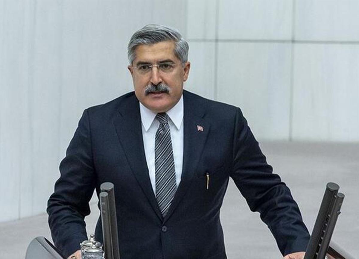 AK Parti Hatay Milletvekili Hüseyin Yayman, koronavirüs olduğunu açıkladı!