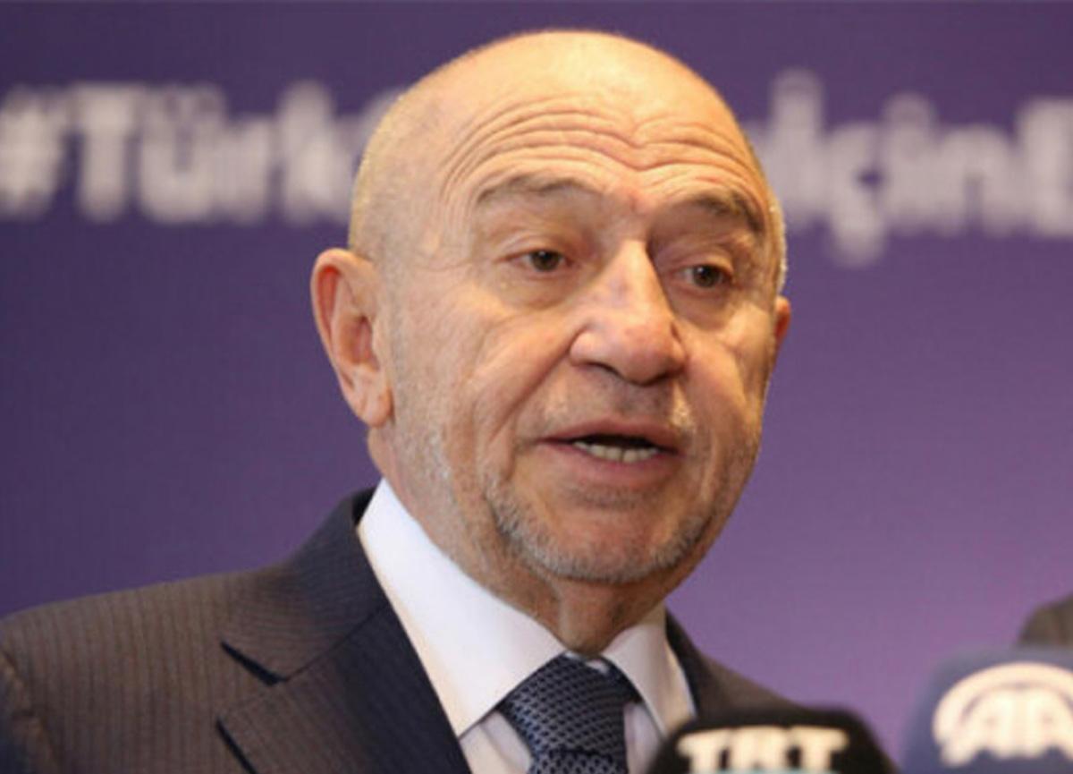 TFF Başkanı Nihat Özdemir'den flaş açıklama! Yayıncı kuruluşa ihtarname gönderildi...