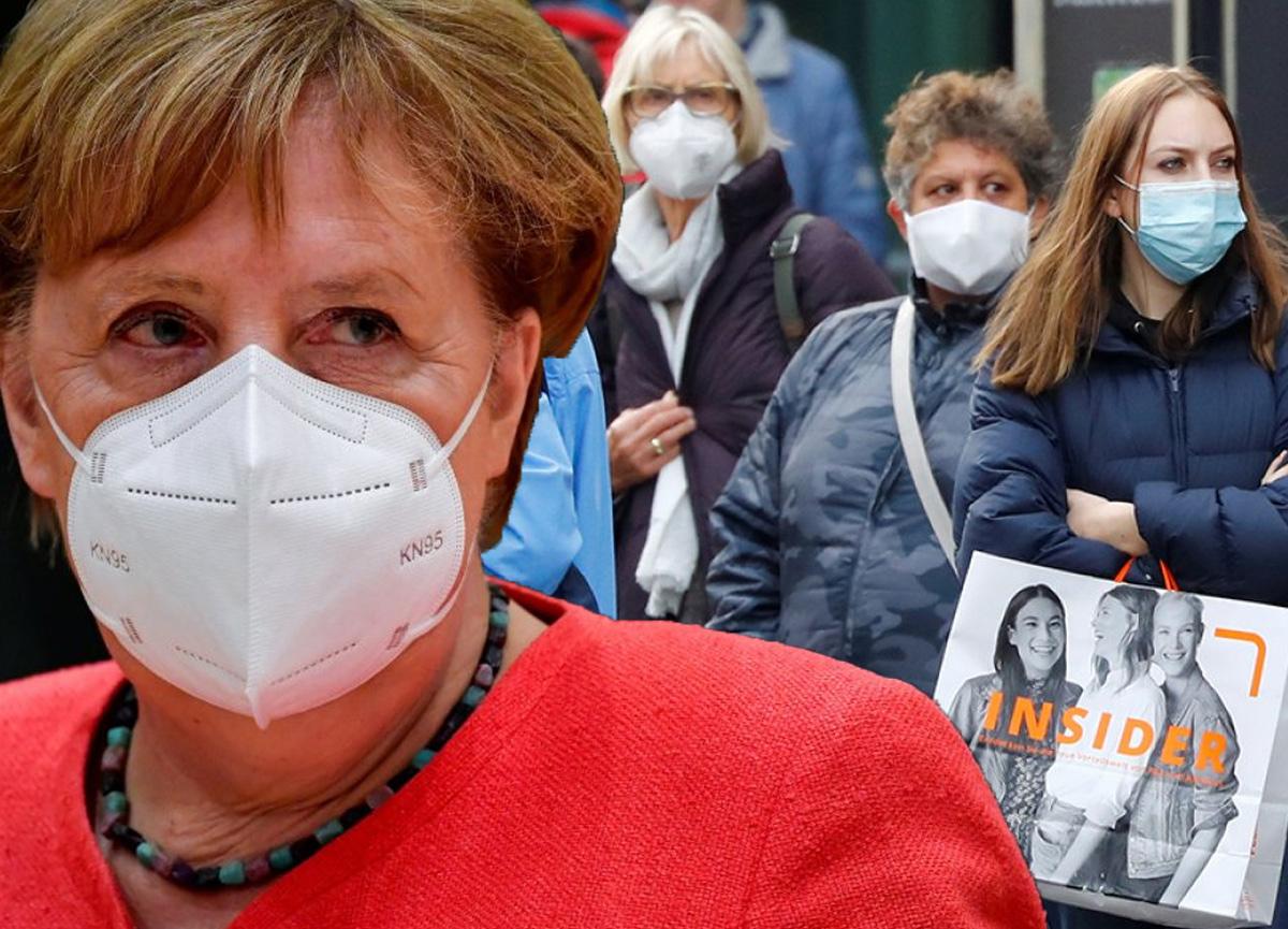 Almanya'da 11 bin 287 koronavirüs vakası daha kaydedildi