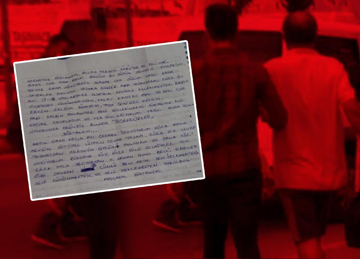 Son dakika haberi... 13 yaşındaki çocuğa mektup yazan 61 yaşındaki kırtasiyeci tutuklandı