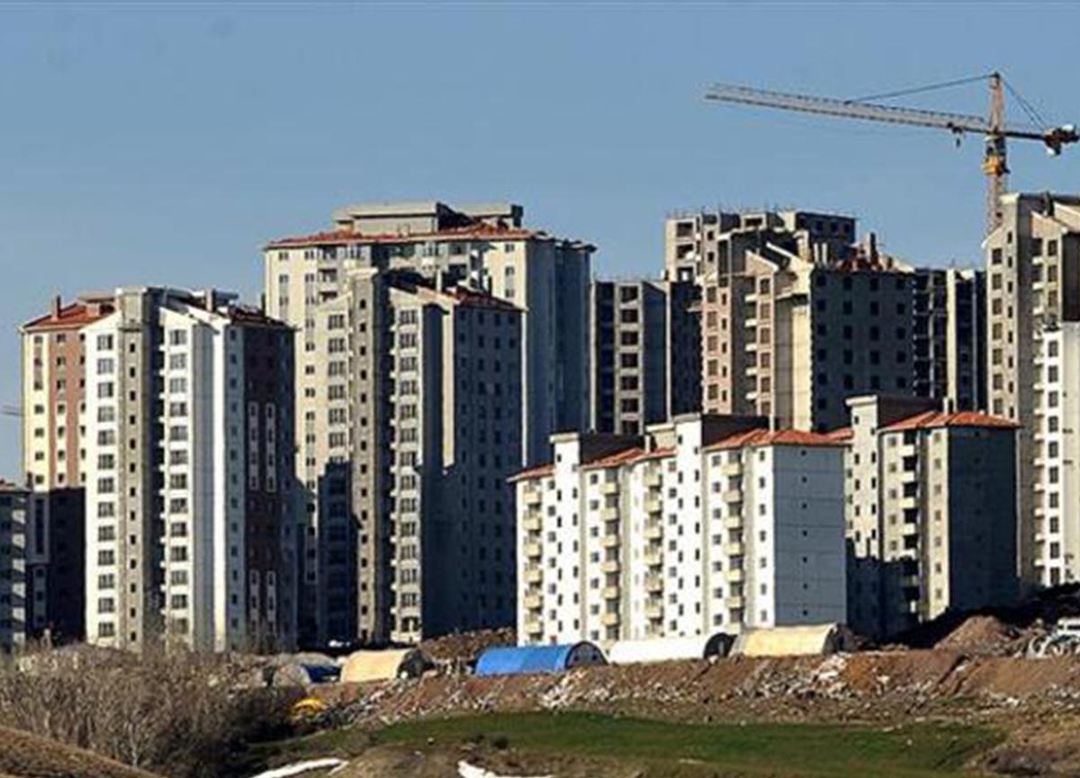 Ankara'da 100 liradan kiraya verilen 1+1 konutlar!