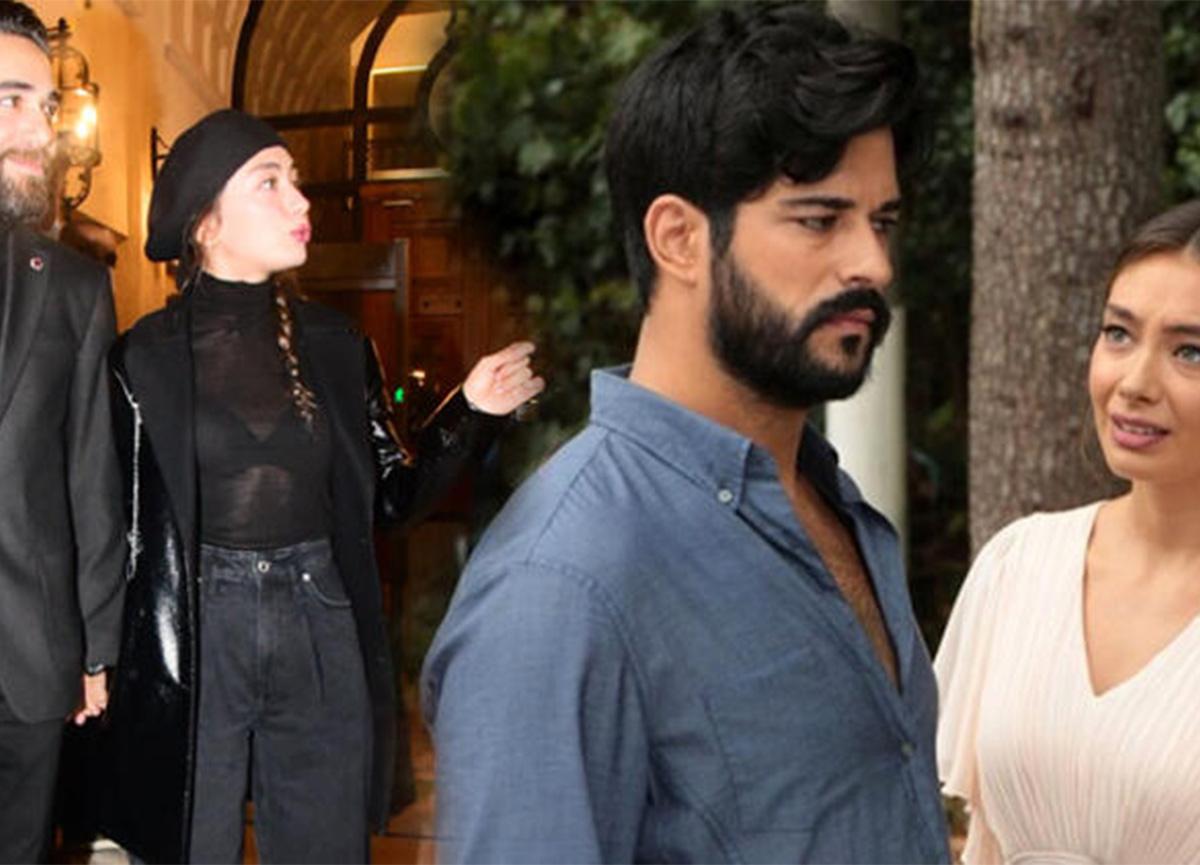 Eşine 'Burak Özçivit' sorulunca Neslihan Atagül çileden çıktı!