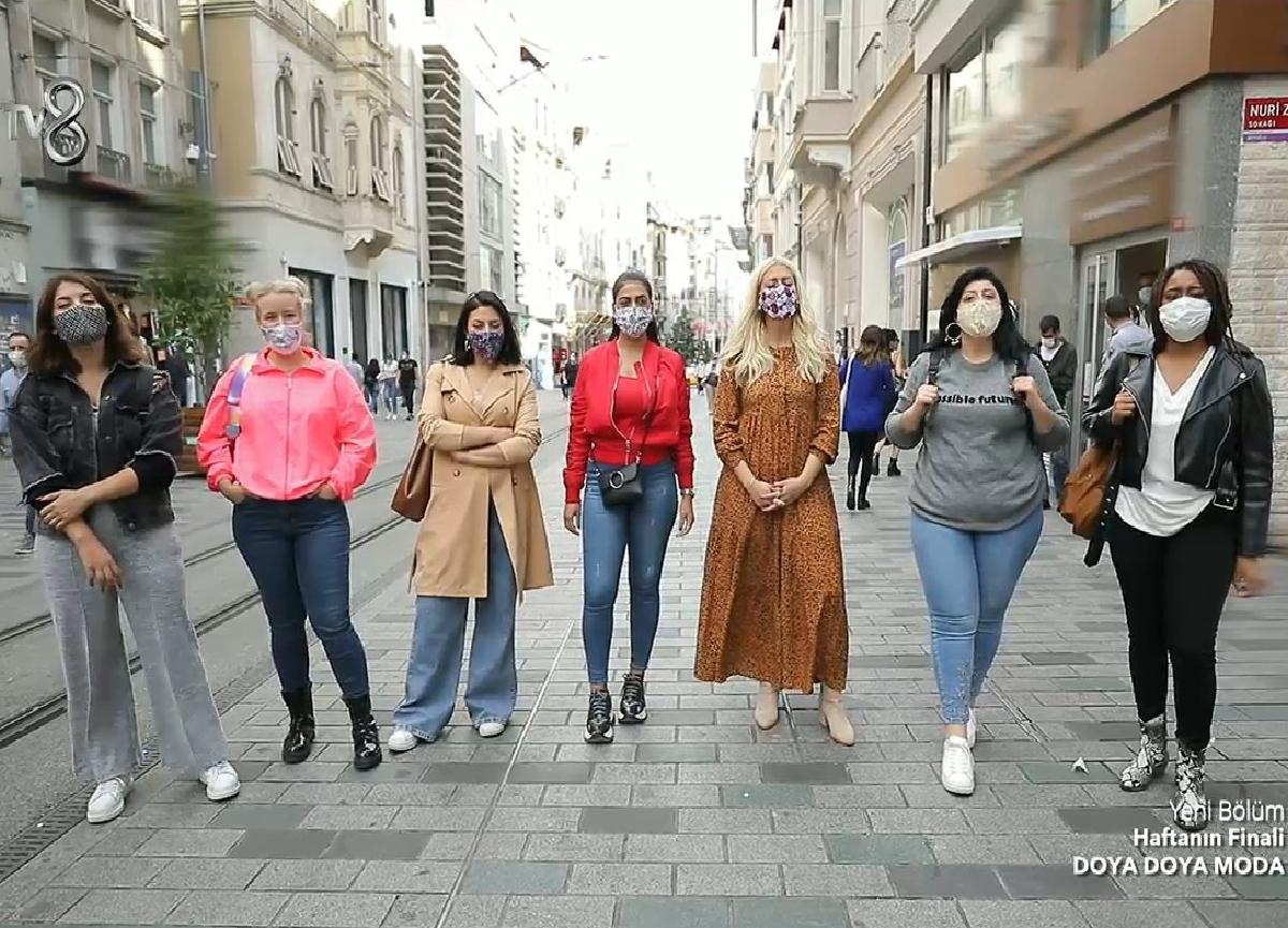 Doya Doya Moda'da kim elendi? Haftanın birincisi kim oldu? İşte 23 Ekim Doya Doya Moda'da elenen isim!