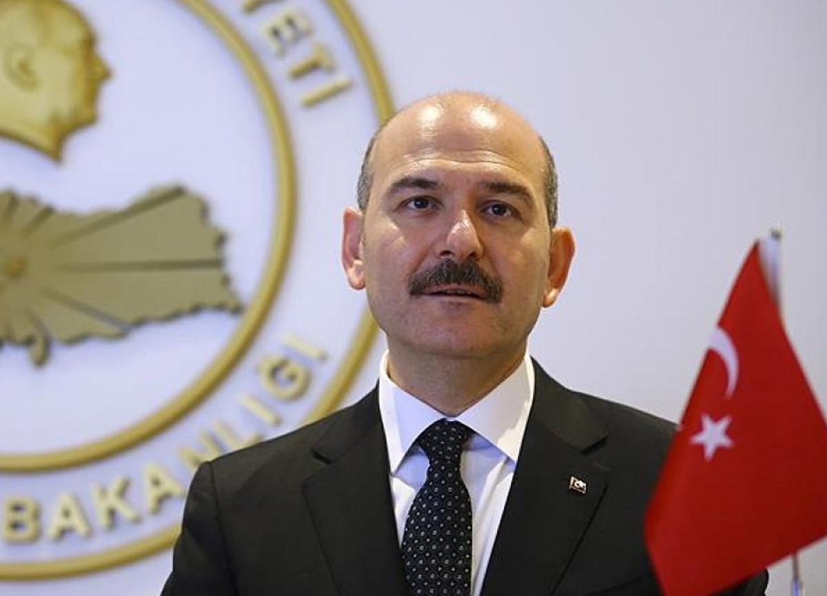 Bakan Süleyman Soylu: 3 Kasım'da Kağıthane'de tahliye planı tatbikatı yapılacak