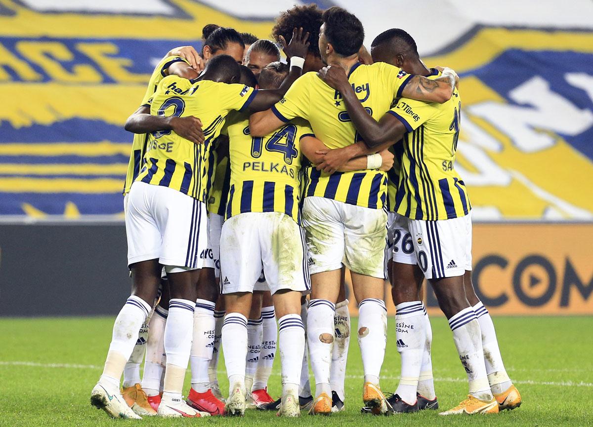 Fenerbahçe evinde Trabzonspor'u 3-1 mağlup etti