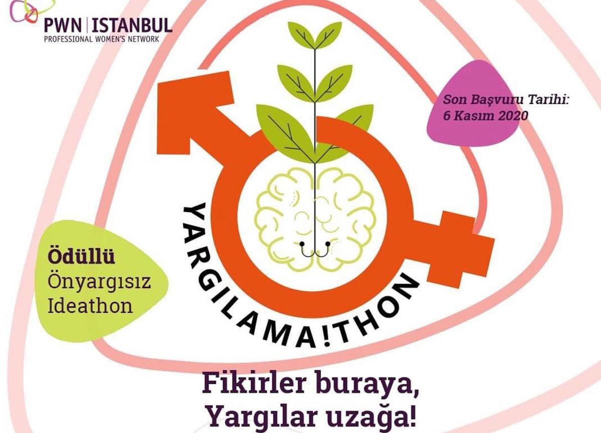 PWN İstanbul'dan önyargısız Ideathon 'Yargılama!thon'