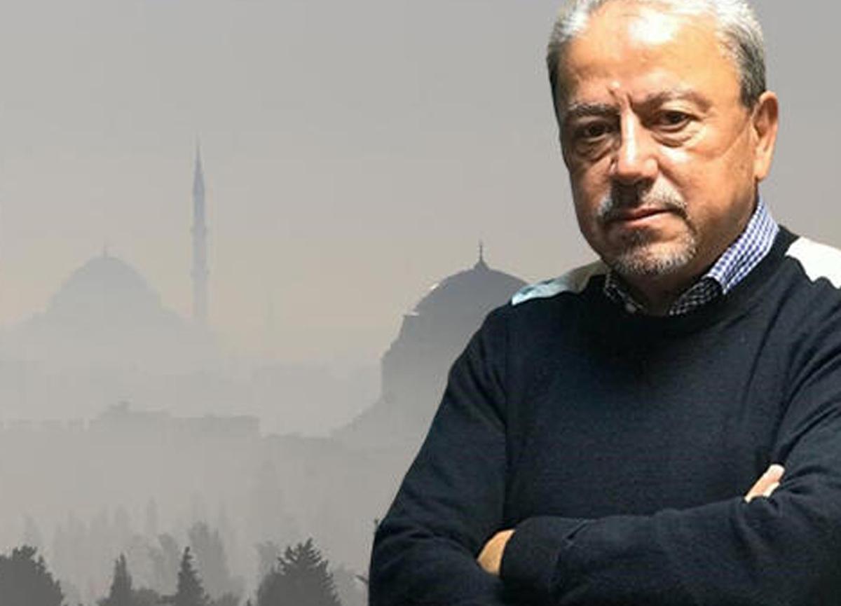 Prof. Dr. Orhan Şen, sisli havanın Salı gününe kadar süreceğini söyledi ve uyarıda bulundu