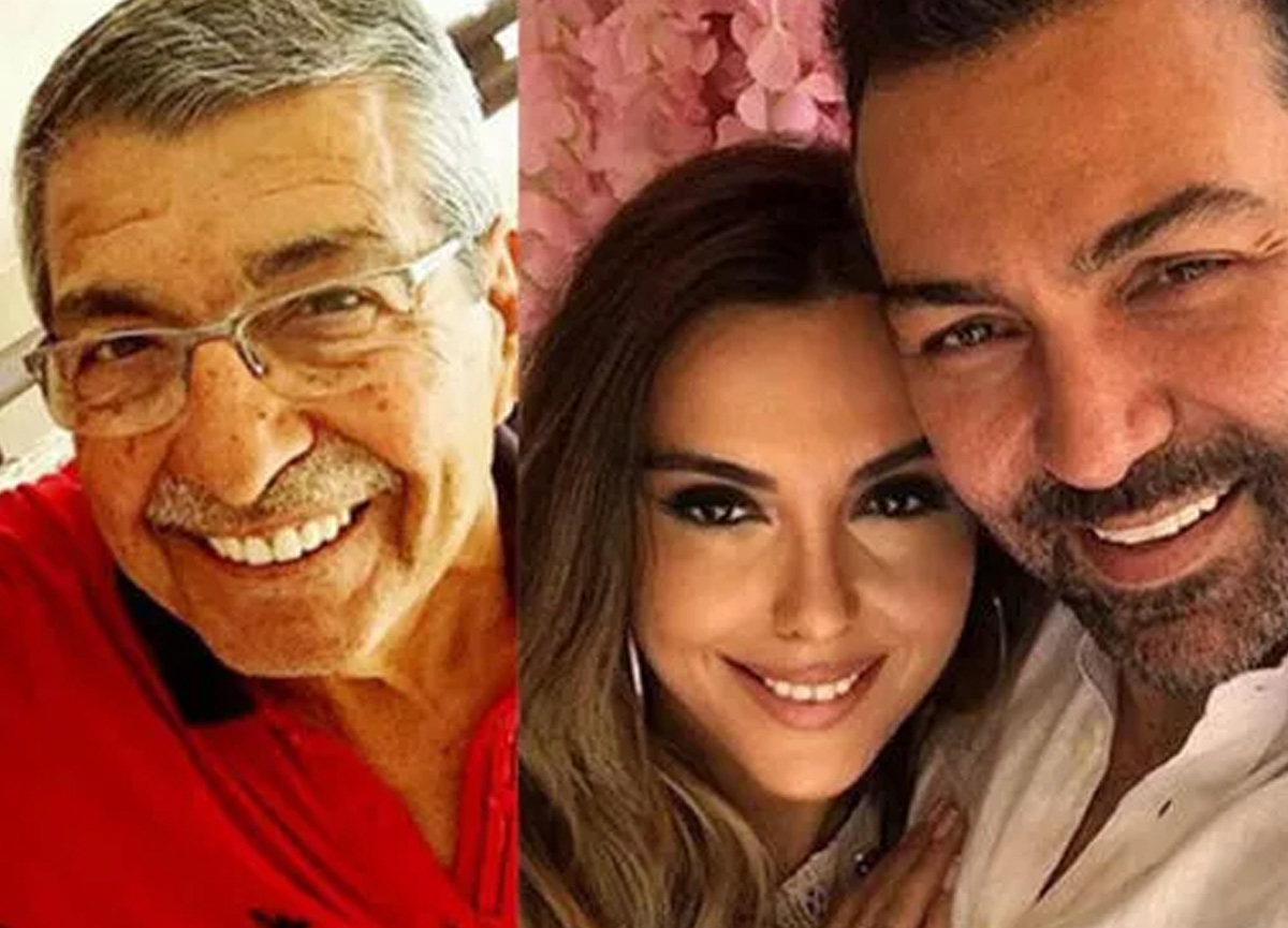 Aslı Hünel ile Saruhan Hünel'in babası Mehmet Fevzi Hünel koronavirüs sebebiyle hayatını kaybetti