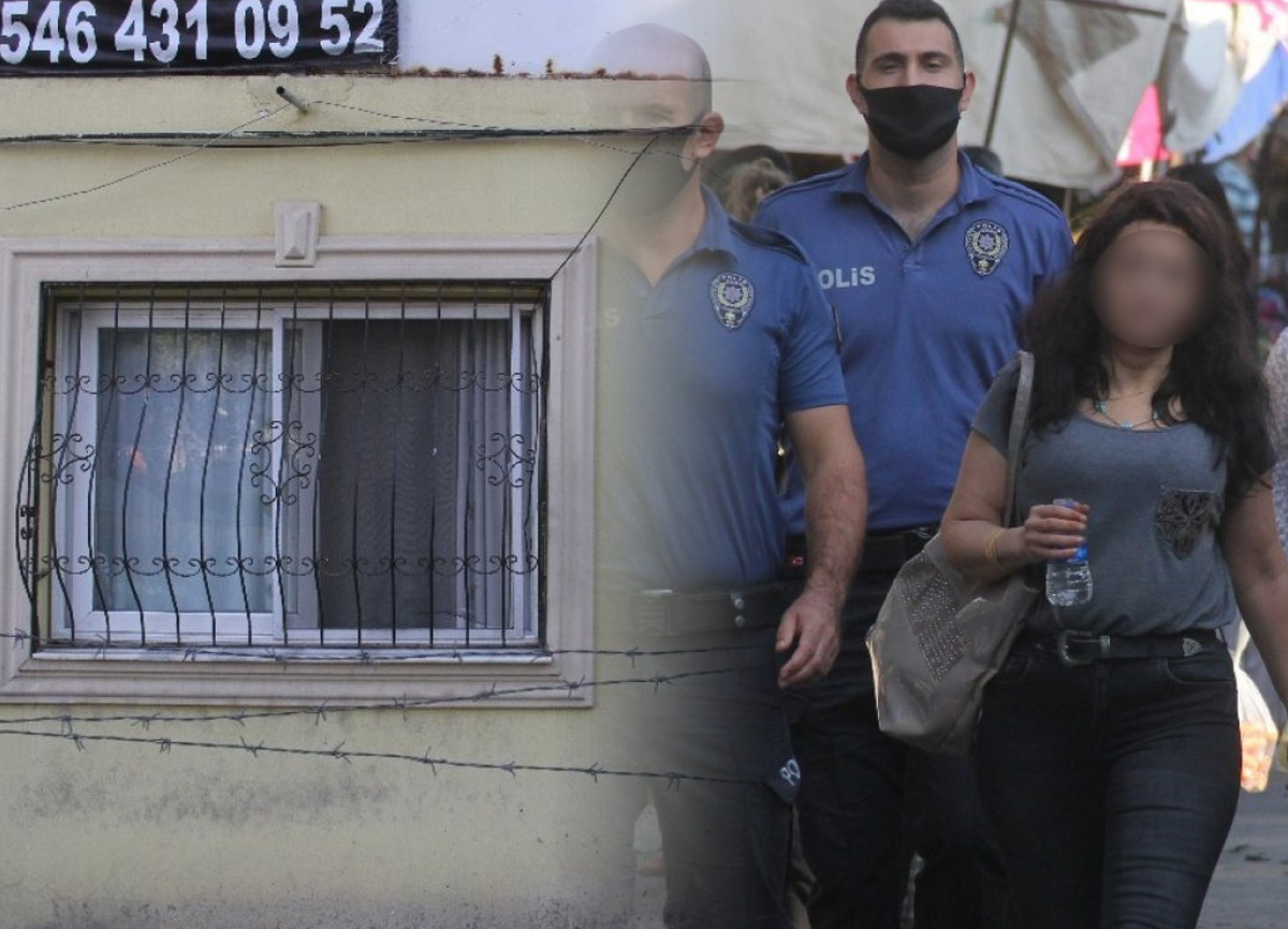 Adana'da kıskandığı eşini eve kilitledi!