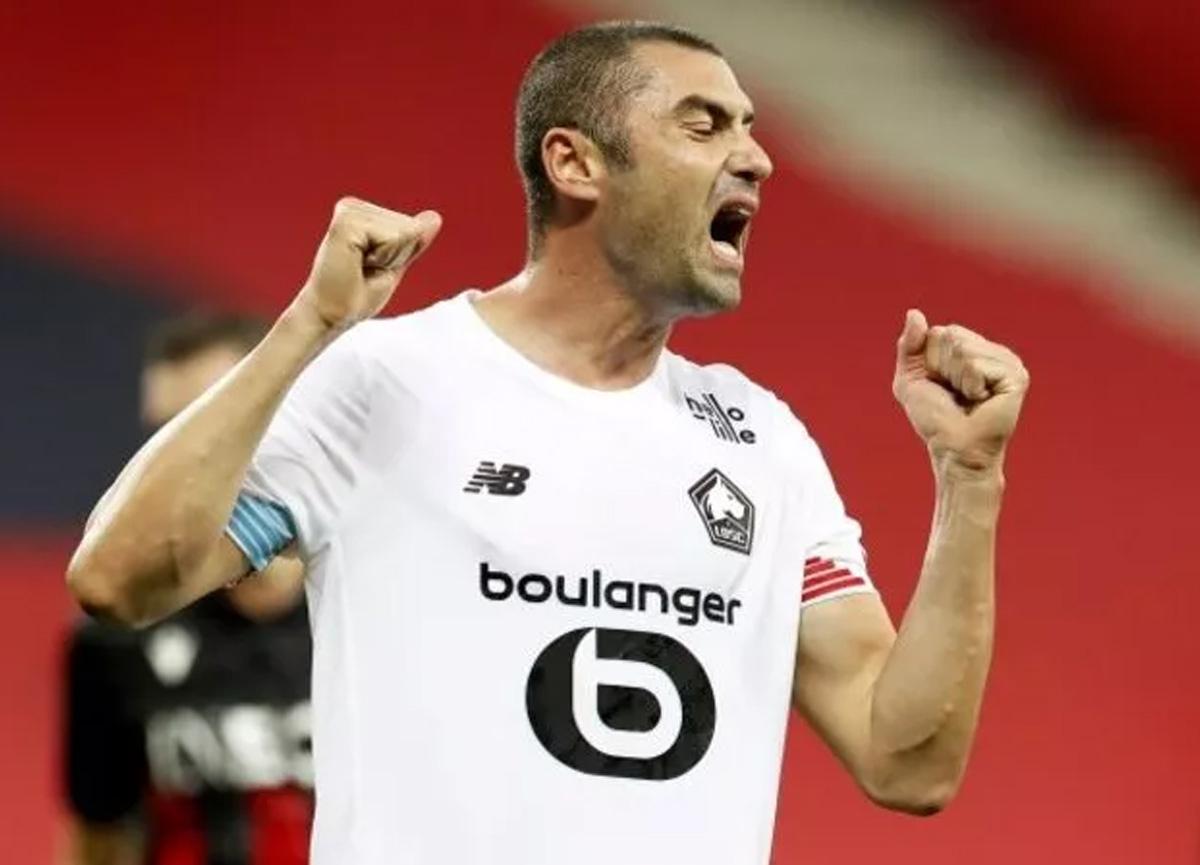Fransa'da Burak Yılmaz rüzgarı! Üst üste 4. maçta da golünü attı...