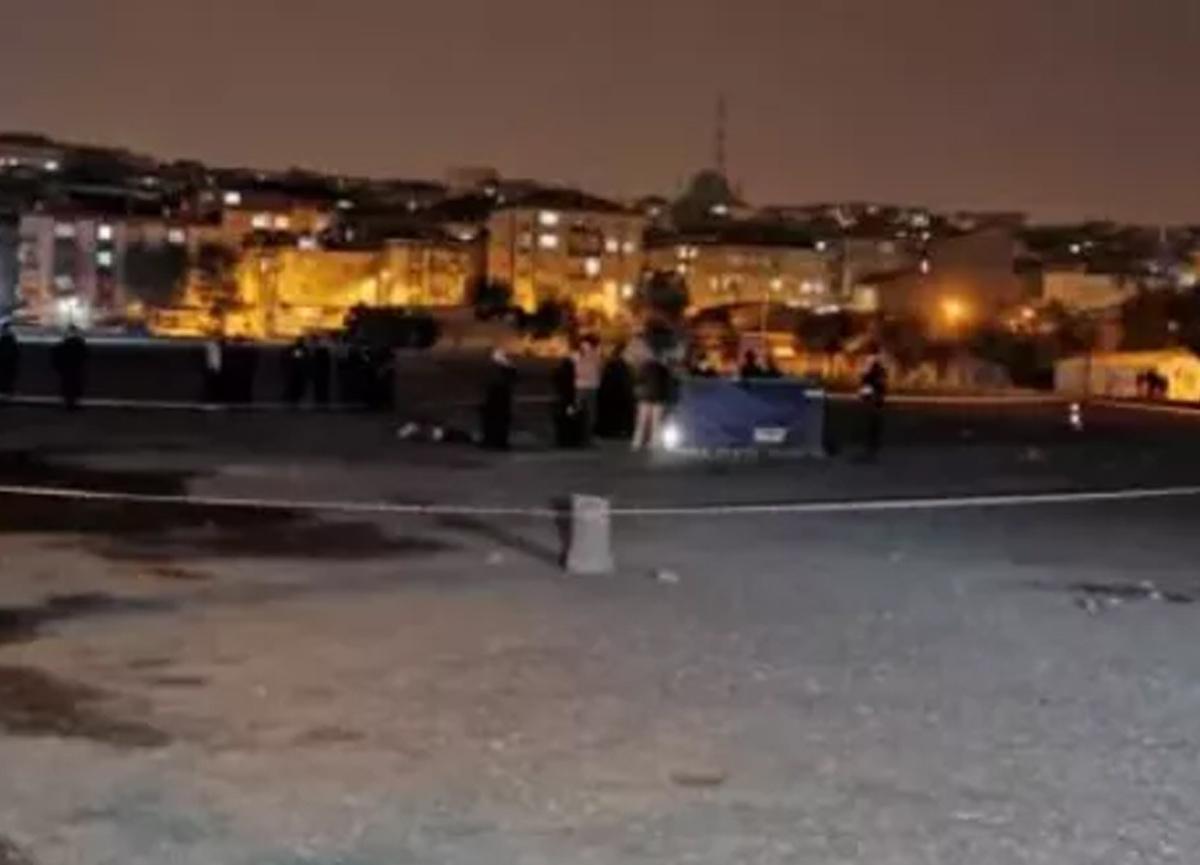 İstanbul'da korkunç olay! Boş arazide başından vurulmuş halde bulundu...