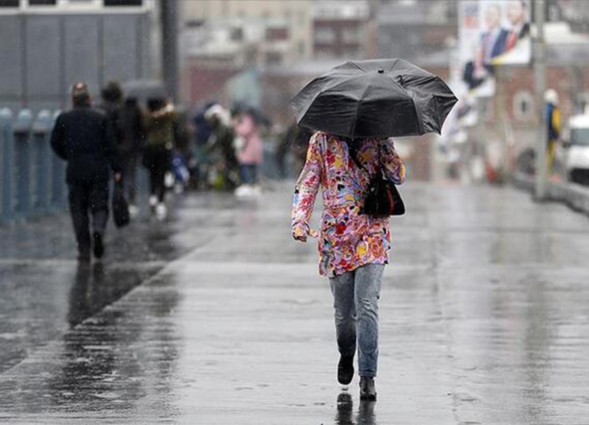 Meteoroloji, 4 kenti uyardı! Sağanak geliyor!