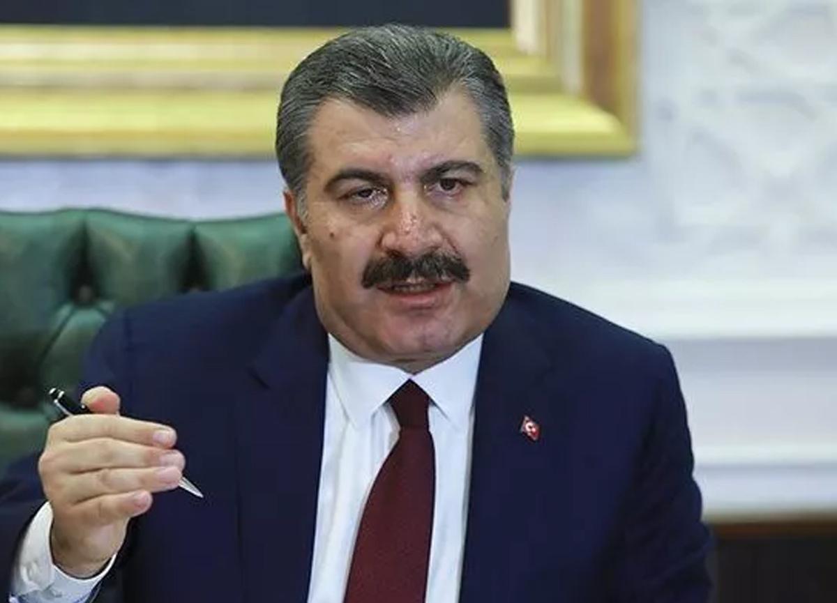 Sağlık Bakanı Koca, artan koronavirüs vakalarına dikkat çekerek son dakika uyarıda bulundu