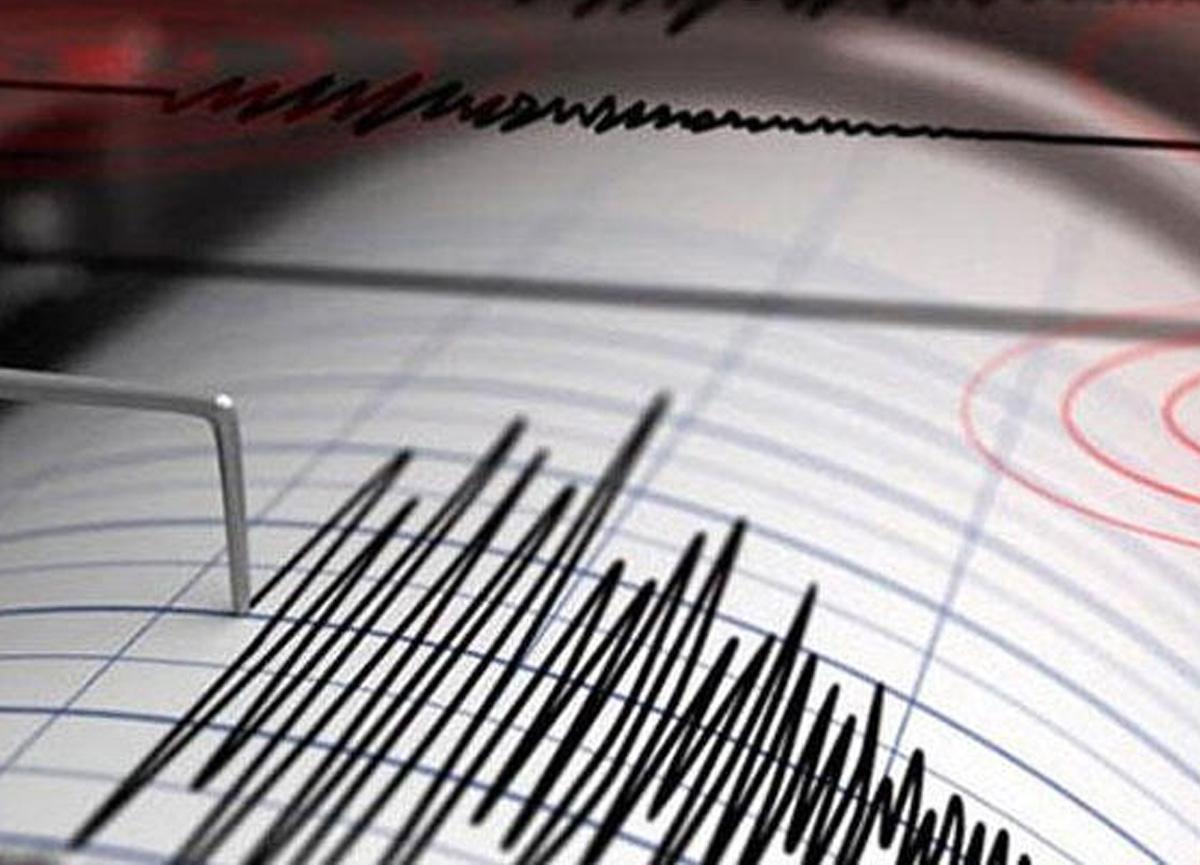 İran'da 5, 2 büyüklüğünde bir deprem meydana geldi
