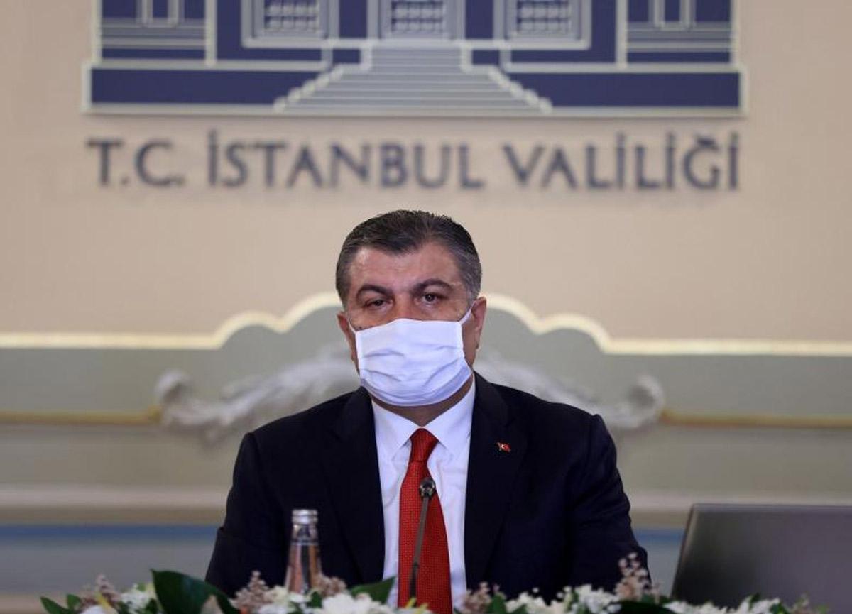 Bakan Koca dikkat çekti! İşte İstanbul'daki en riskli ilçeler