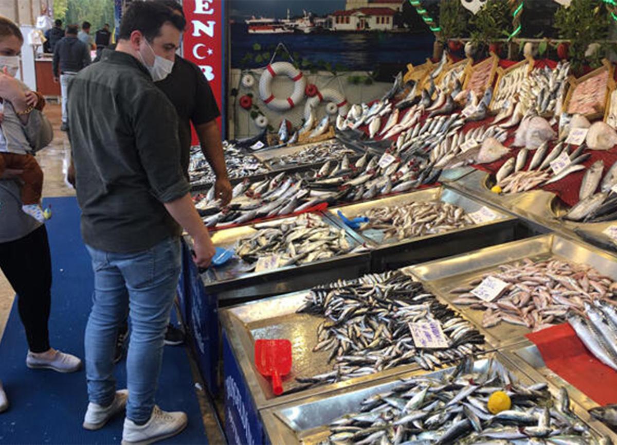 Balıkçı tezgahlarında hamsi bolluğu! Kilosu ne kadar oldu?