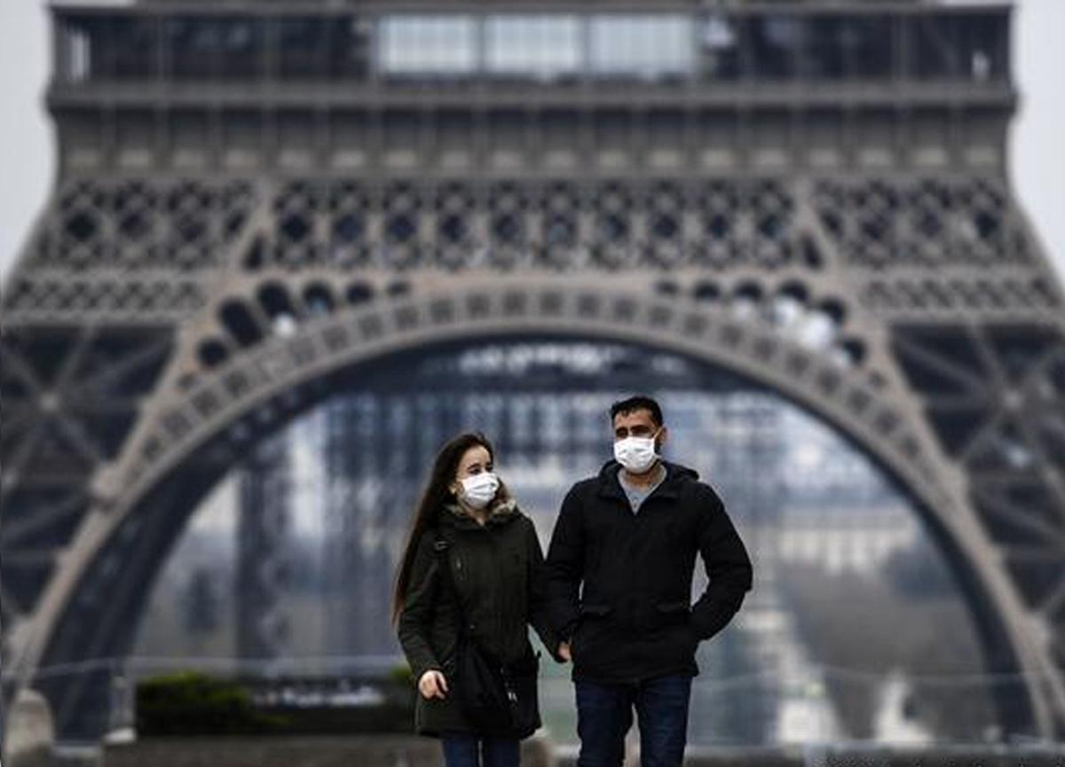 Fransa'dan flaş koronavirüs kararı! Ülke genelinde sokağa çıkma yasağı uygulanacak...