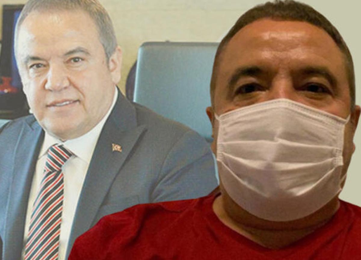 Antalya Büyükşehir Belediye Başkanı Muhittin Böcek'in sağlık durumuyla ilgili Rektör Özkan'dan açıklama