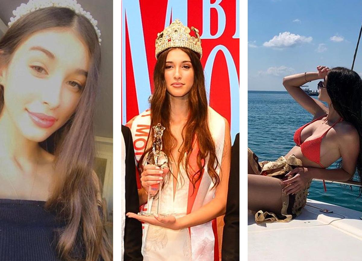 33. Best Model Türkiye birincisi Melisa İmrak'ın yaşı dikkat çekti
