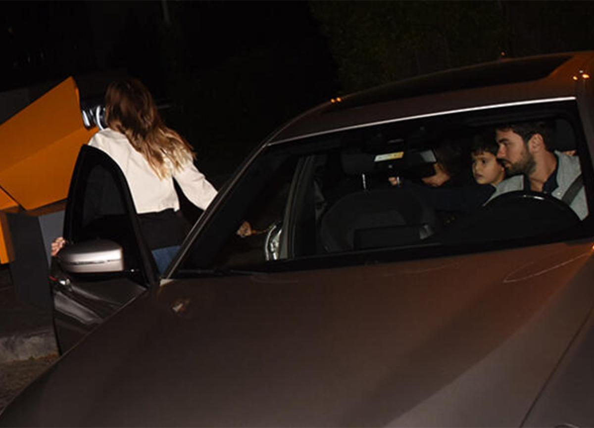 Eda Ece'yle ayrılan Buğrahan Tuncer, yeni kız arkadaşıyla yakalandı!