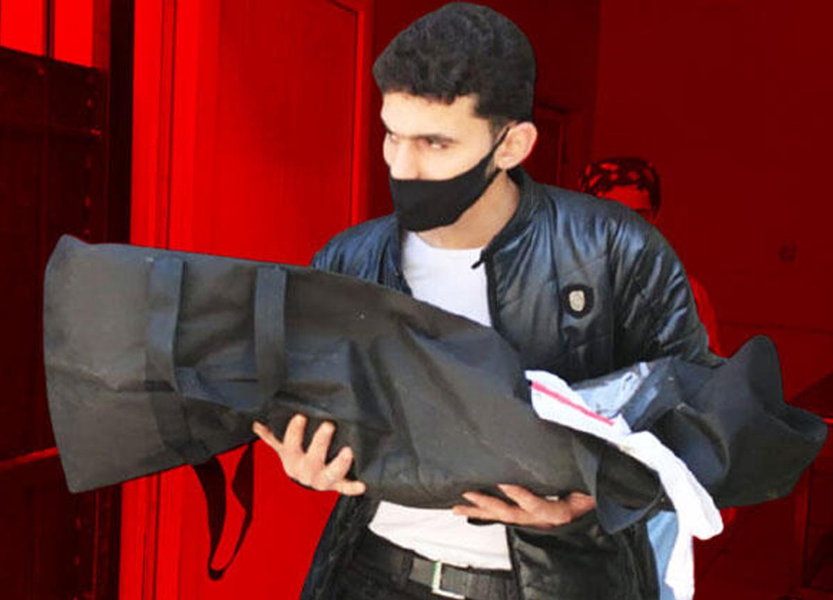 Gaziantep'te bir babanın en acı günü! 2, 5 aylık bebeğin kahreden ölümü...