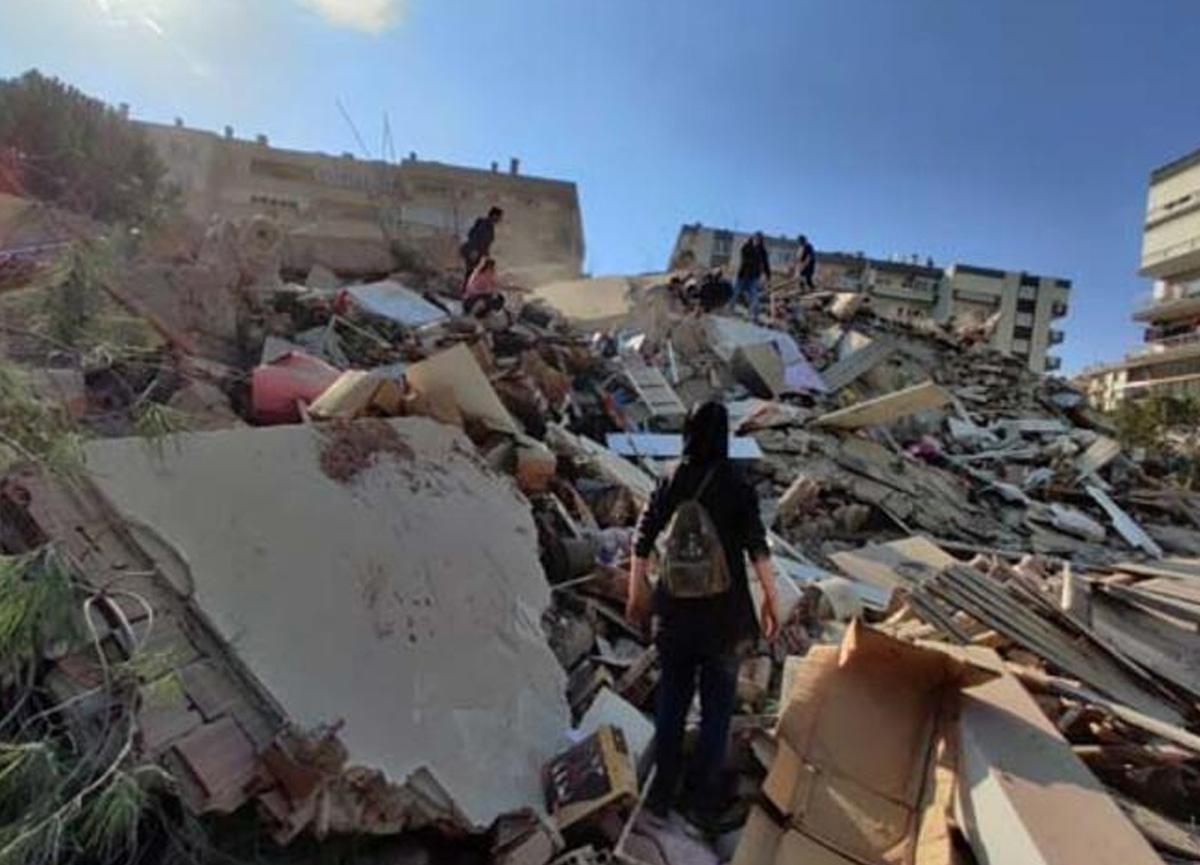 İzmir'deki deprem sonrası uzmanlardan son dakika değerlendirmesi
