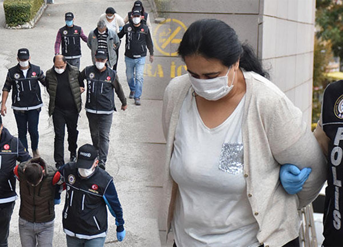 Eskişehir'de uyuşturucu operasyonu! Yakalanmamak için kamera sistemi kurmuşlar!
