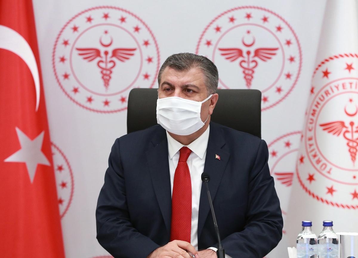 SON DAKİKA | Sağlık Bakanı Fahrettin Koca, 30 Ekim 2020 tarihli koronavirüs tablosunu açıkladı