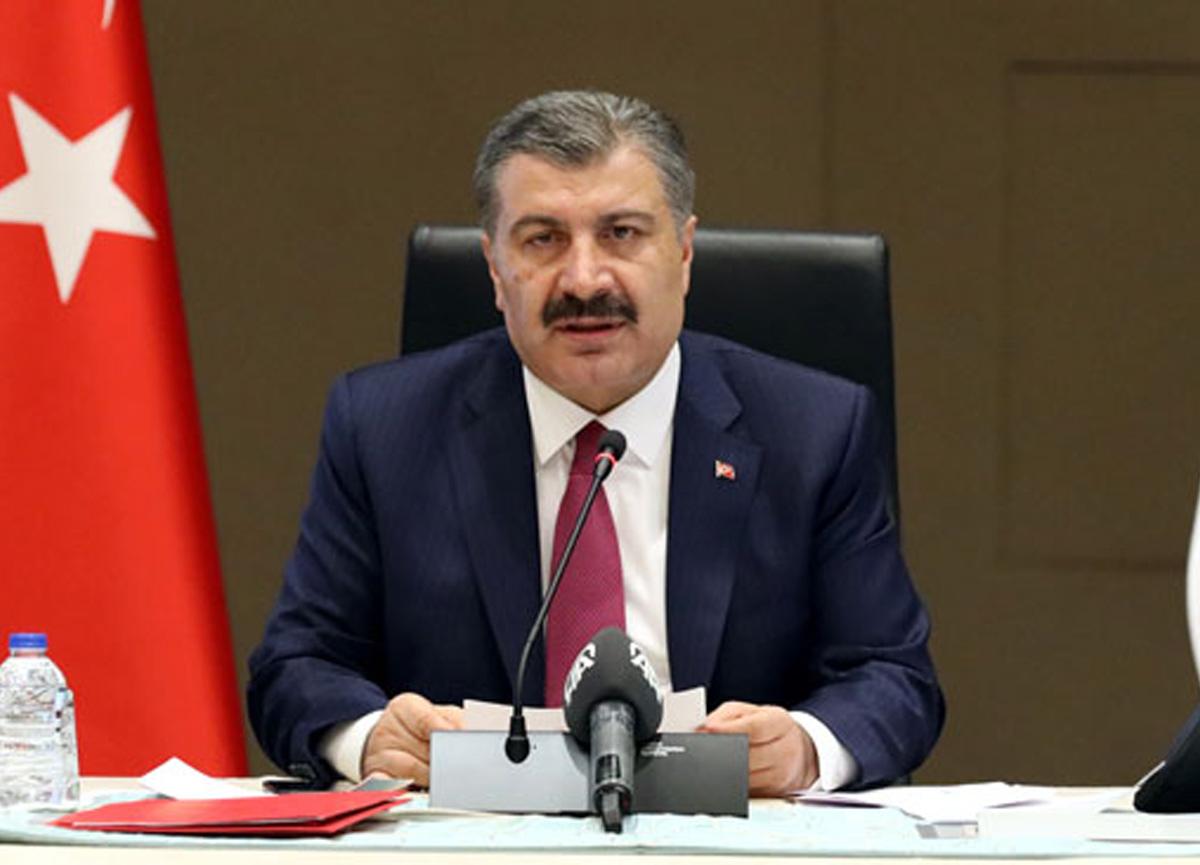 Sağlık Bakanı Fahrettin Koca açıkladı: İzmir'de 26 can kaybımız var