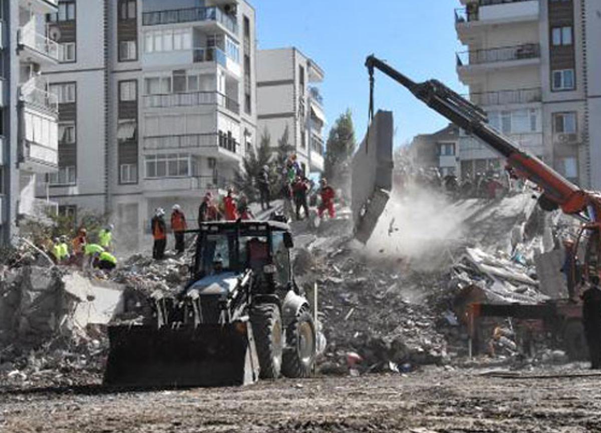 Doç. Dr. Bülent Özmen İzmir'de meydana gelen depremi değerlendirdi