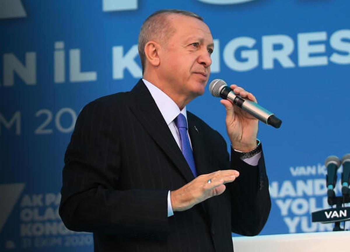 Cumhurbaşkanı Erdoğan'dan İzmir depremine ilişkin flaş açıklamalar!