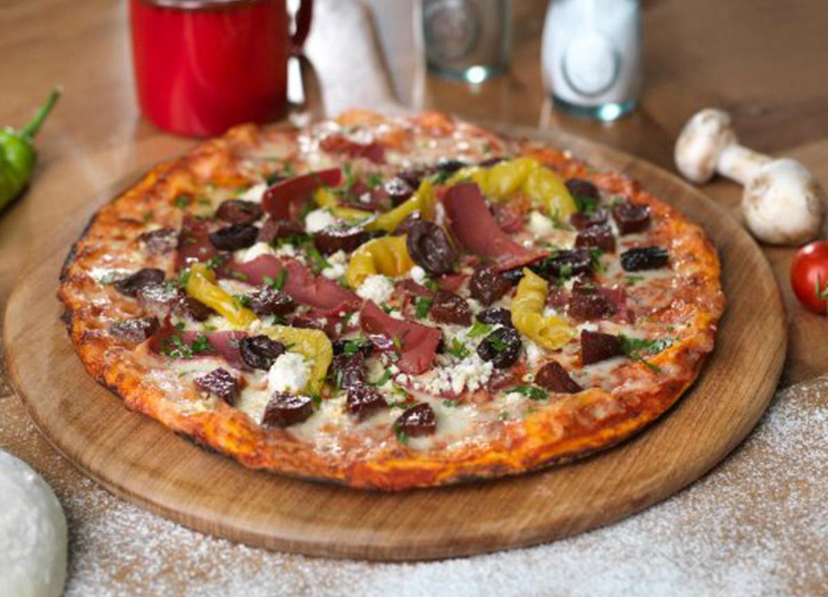 A La Turca pizza nasıl yapılır? 31 Ekim MasterChef 2020 A La Turca pizza tarifi, yapılışı, malzemeleri