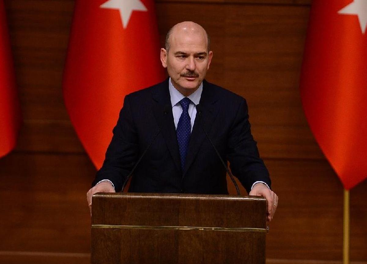 İçişleri Bakanı Süleyman Soylu'nun koronavirüs testi pozitif çıktı