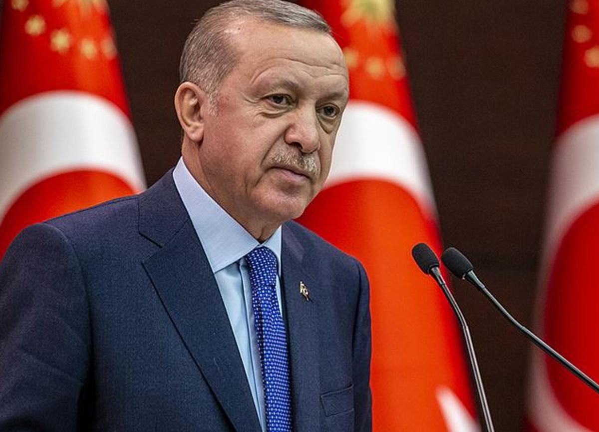 Cumhurbaşkanı Recep Tayyip Erdoğan İzmir'deki depremde son durumu açıkladı