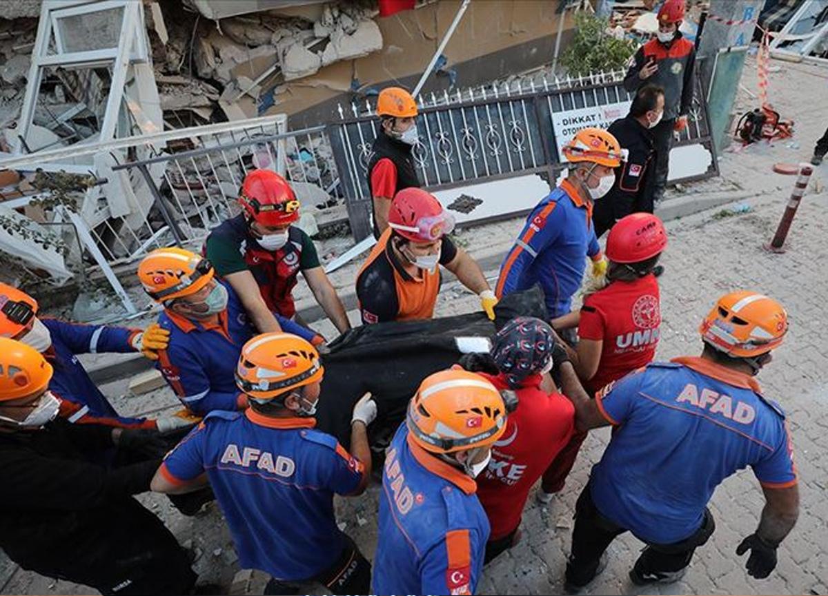 Son dakika haberi... İzmir'den acı haberler gelmeye devam ediyor: 51'e yükseldi