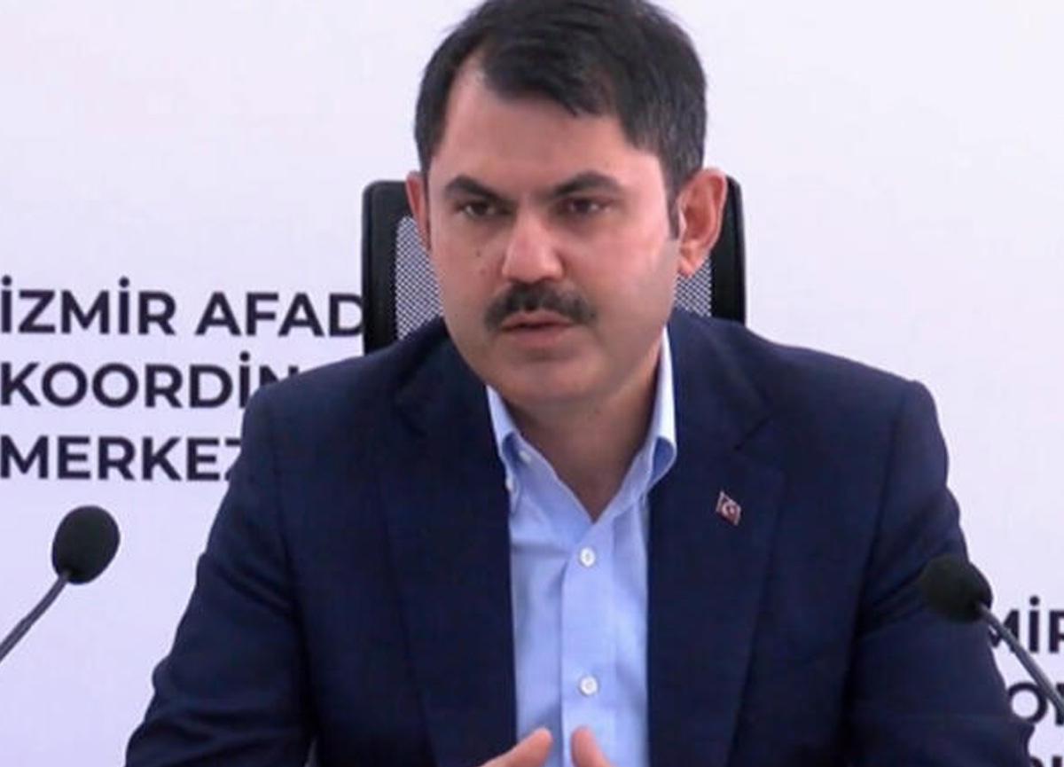 Son dakika: Bakan Kurum acı haberi açıkladı! İzmir'de ölü sayısı 83'e yükseldi...