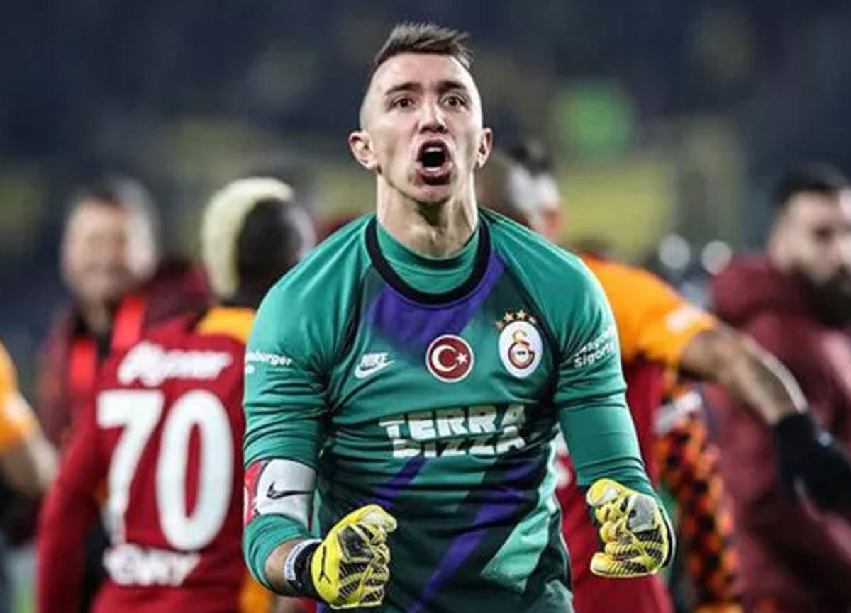 Galatasaray'a Muslera'dan güzel haber! Geri dönüyor...