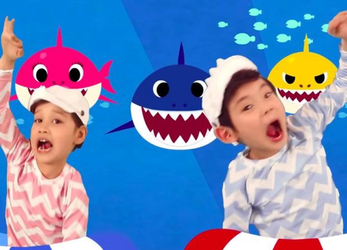 Baby Shark, 7 milyarı aşan izlenme sayısıyla YouTube'da en çok izlenen video oldu