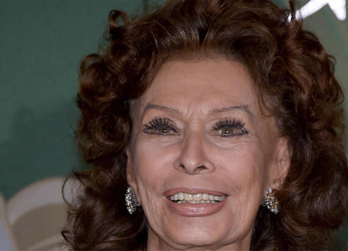 Sophia Loren pişman olduğu tek şeyi açıkladı!