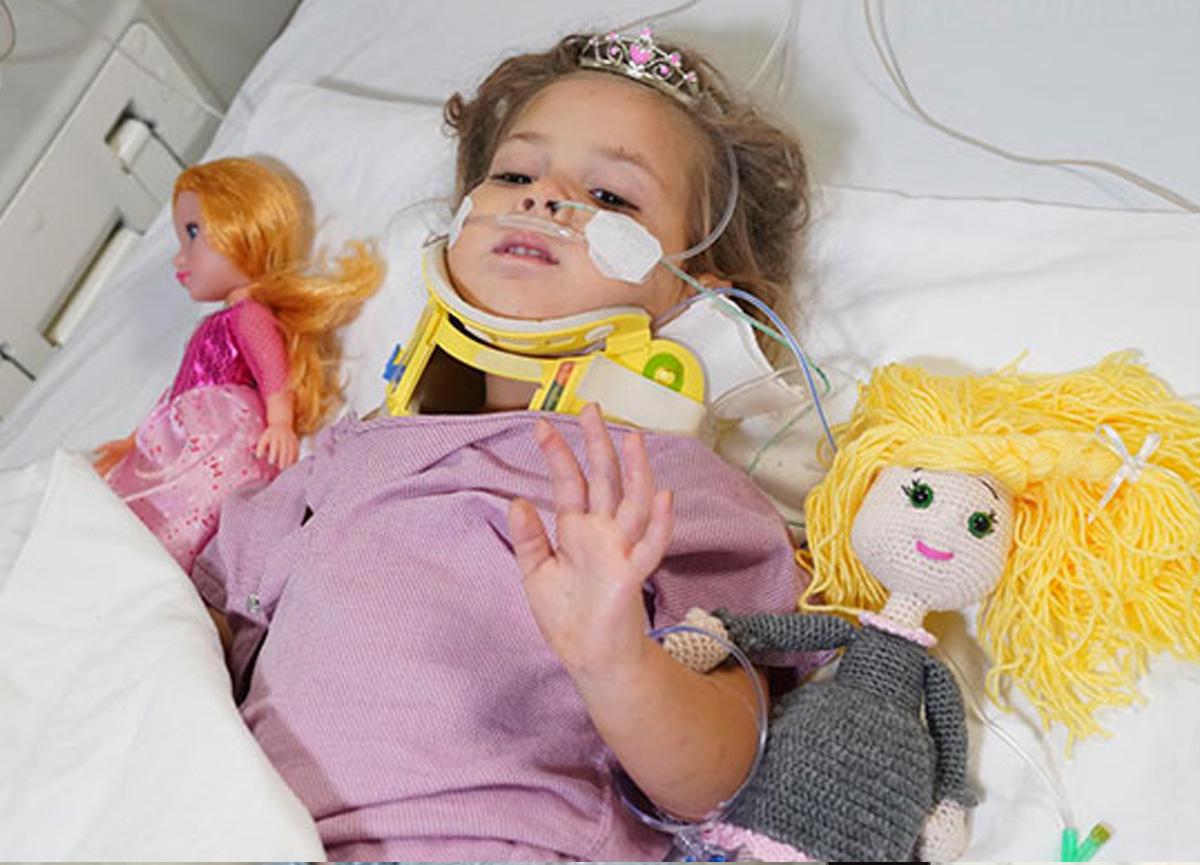 Minik Ayda'nın sağlık durumuna ilişkin son dakika gelişmesi