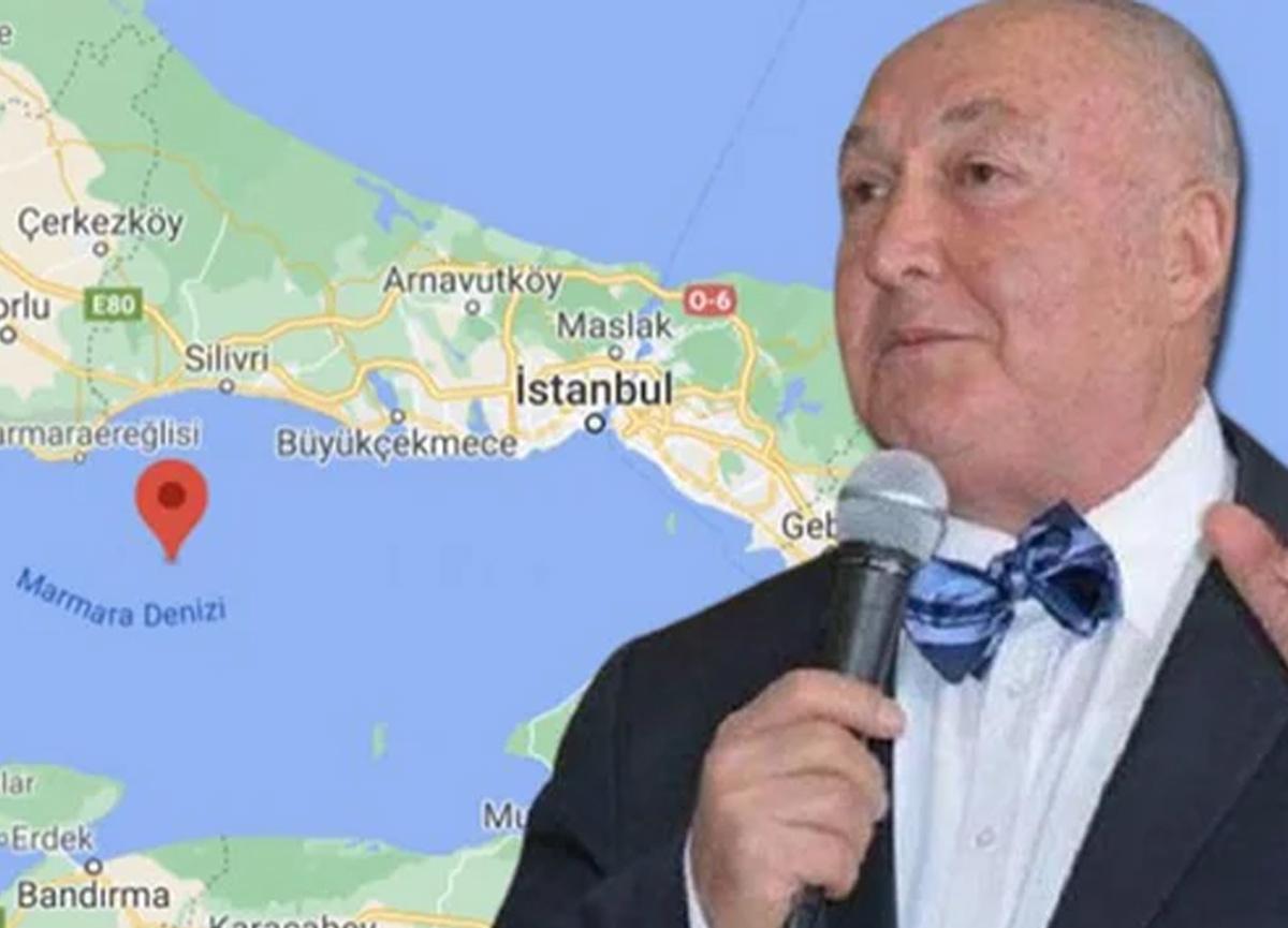 Prof. Dr. Övgün Ahmet Ercan, Marmara'da beklenen büyük deprem için tarih verdi