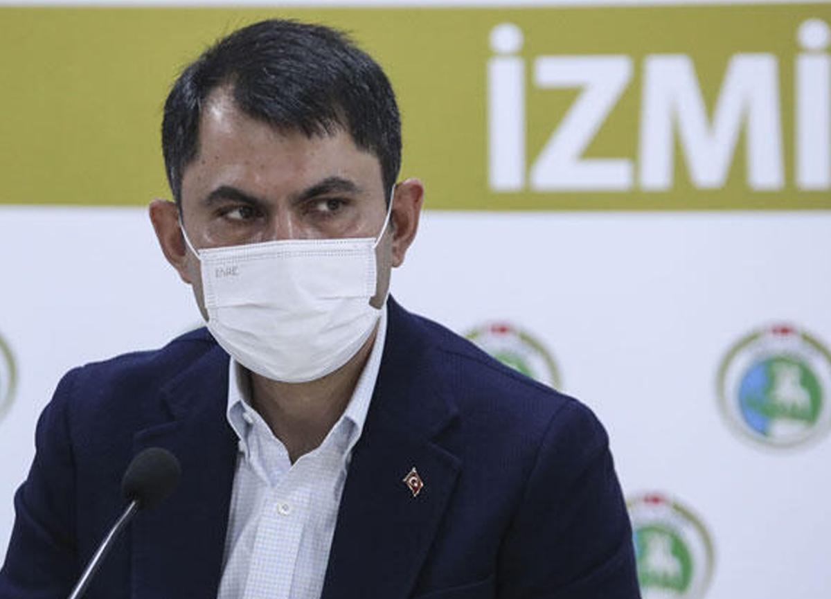 Bakan Murat Kurum İzmir'deki son durumu açıkladı