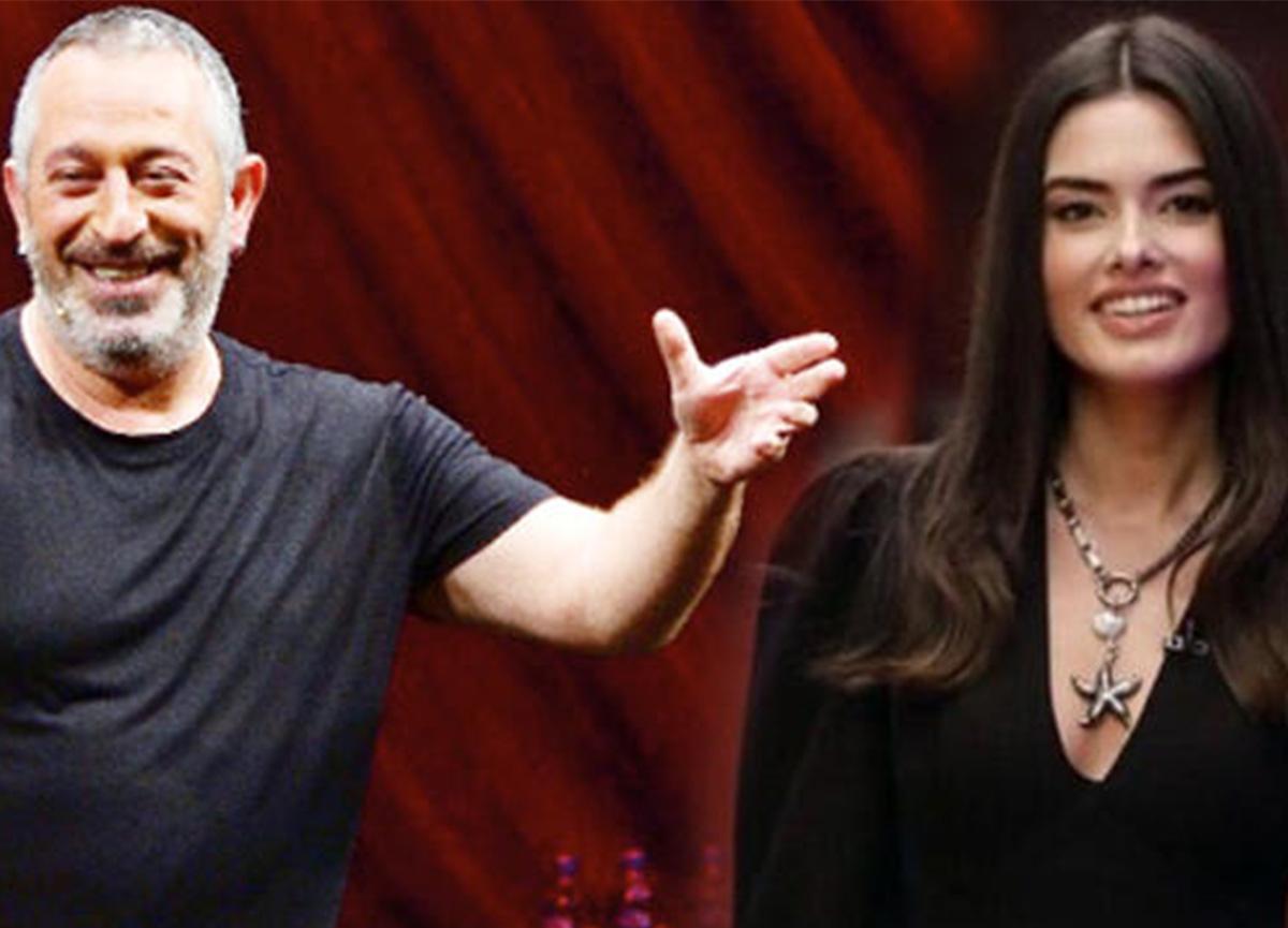Cem Yılmaz ile sunucu Saadet Özsırkıntı'nın yakınlaştığı iddia edildi!