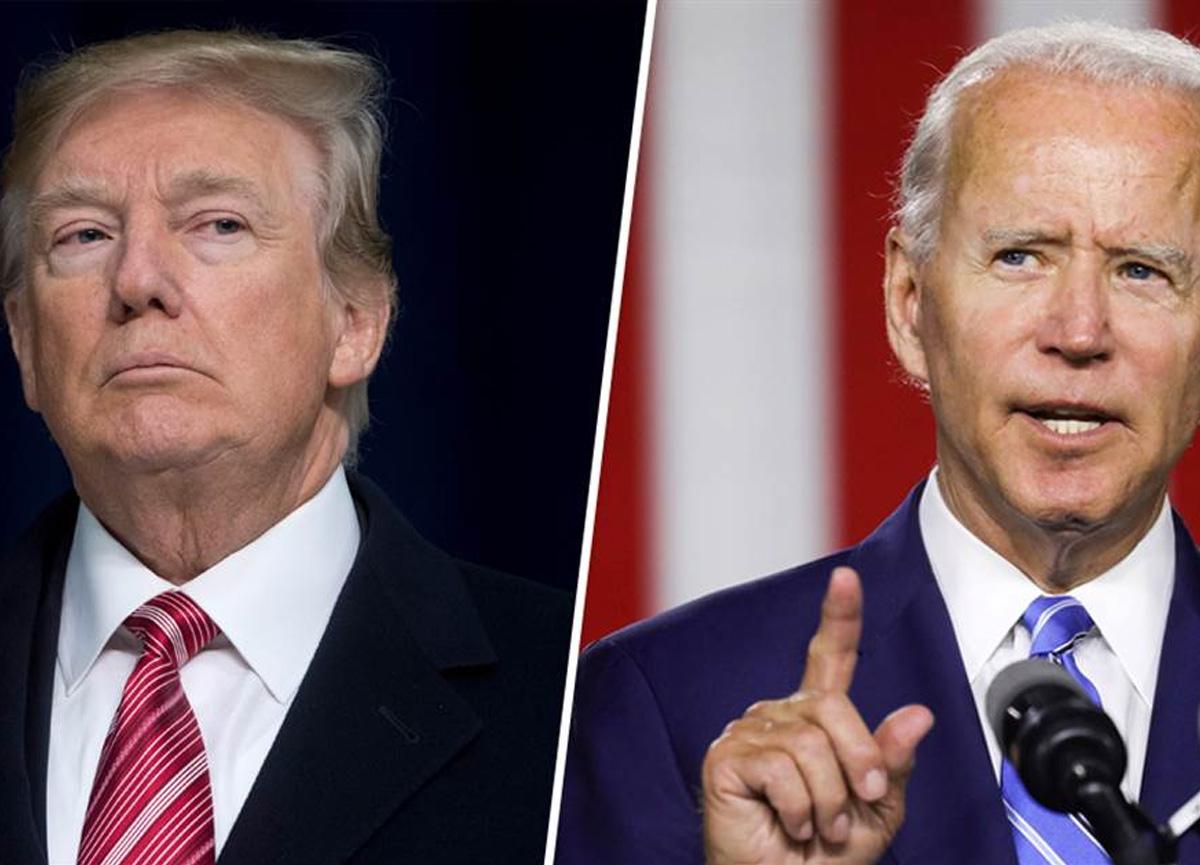 Son dakika: ABD medyası duyurdu! ABD'nin 46. başkanı Joe Biden oldu...