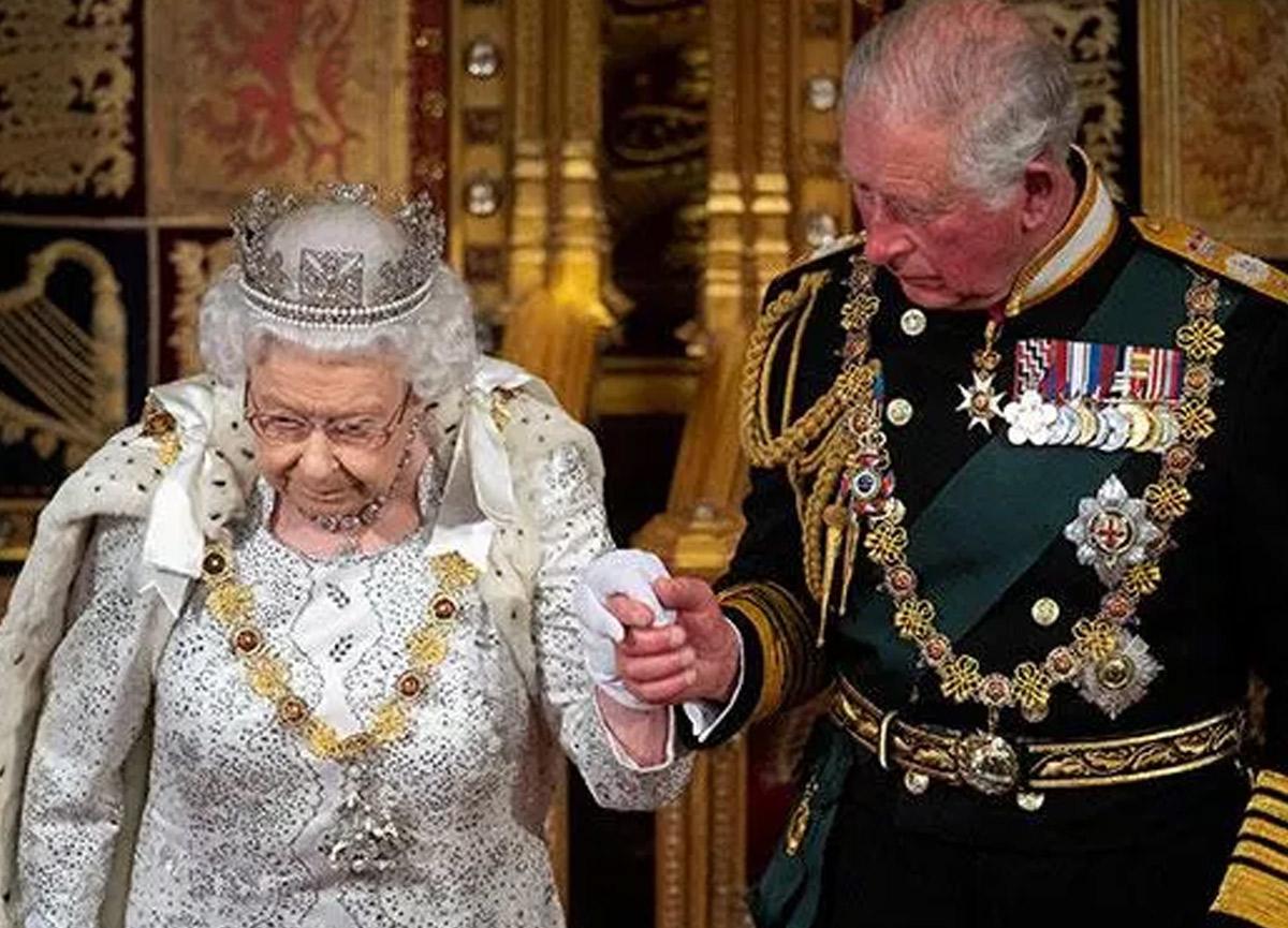 Koronavirüs İngiliz Sarayı'nı da vurdu! 33 yıl sonra iptal edilebilir