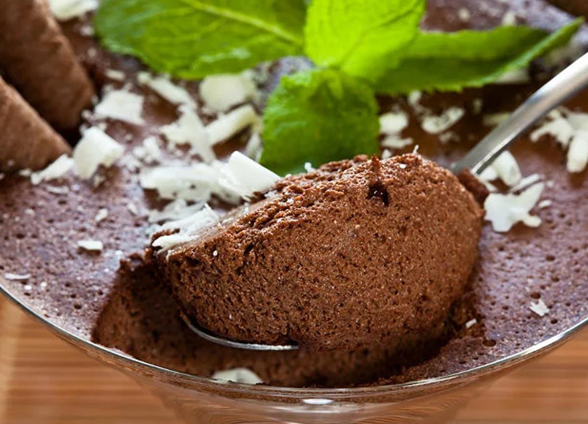 Çikolata Mousse (Çikolata Mus) nasıl yapılır? İşte 7 Kasım MasterChef 2020 çikolata mousse tarifi ve malzemele